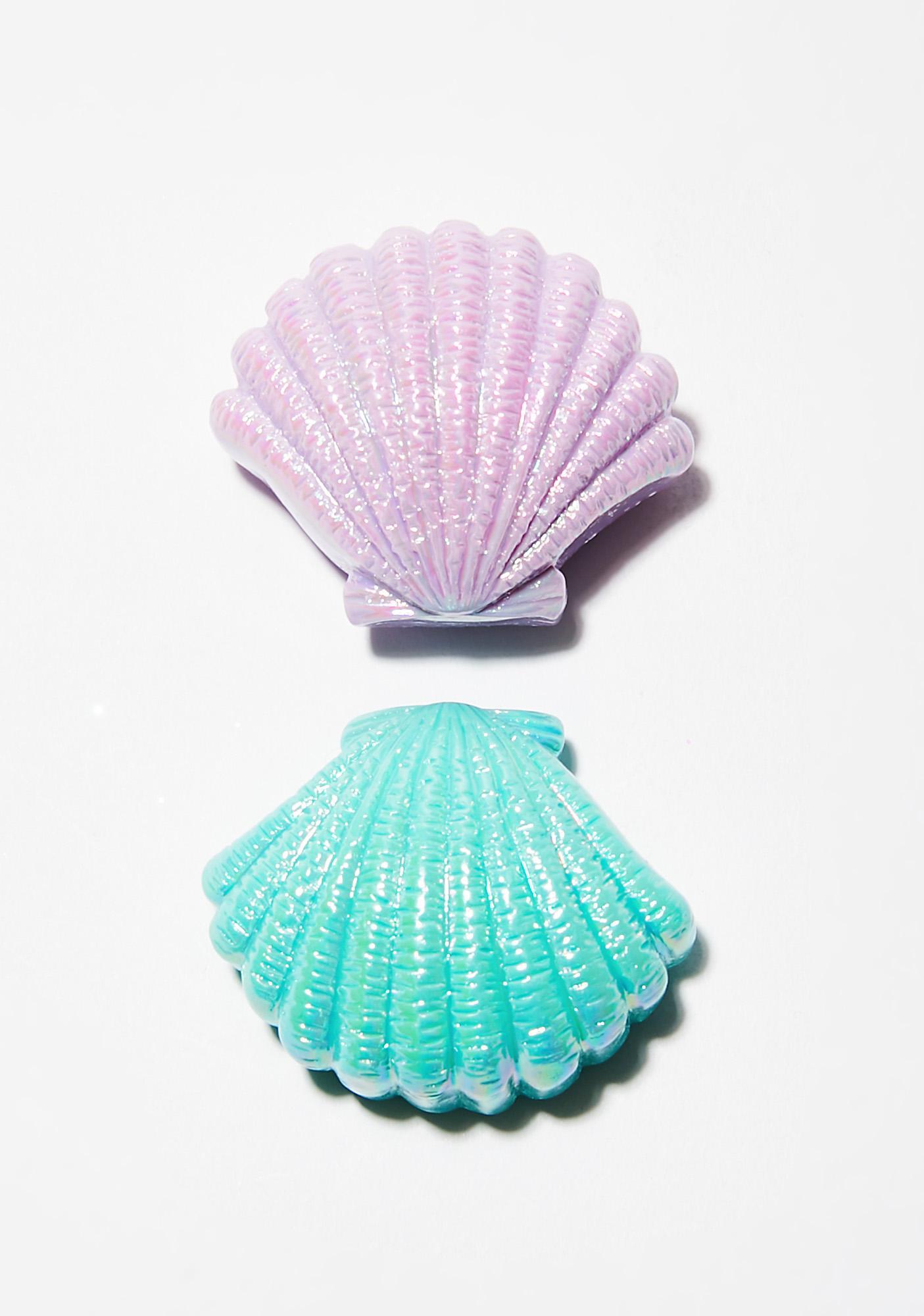 Mermaid Lip Balm Duo