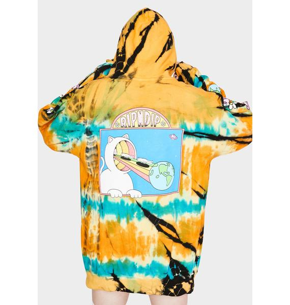 RIPNDIP Open Minded Graphic Hoodie