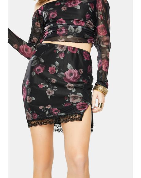 Cora Mini Skirt