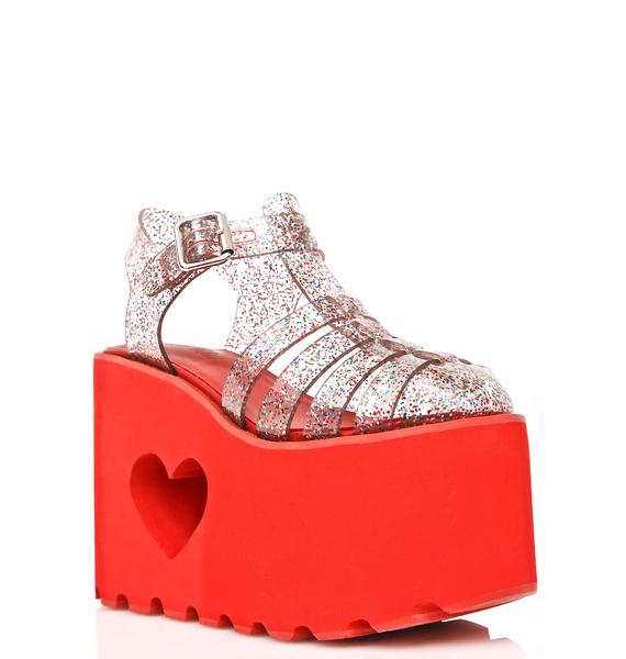 Sugar Thrillz Love Jammer Jelly Platforms