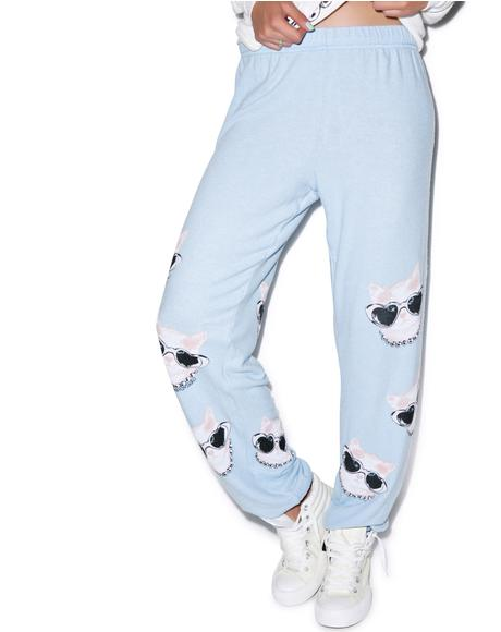 Tanzy Mini Cat Long Pant
