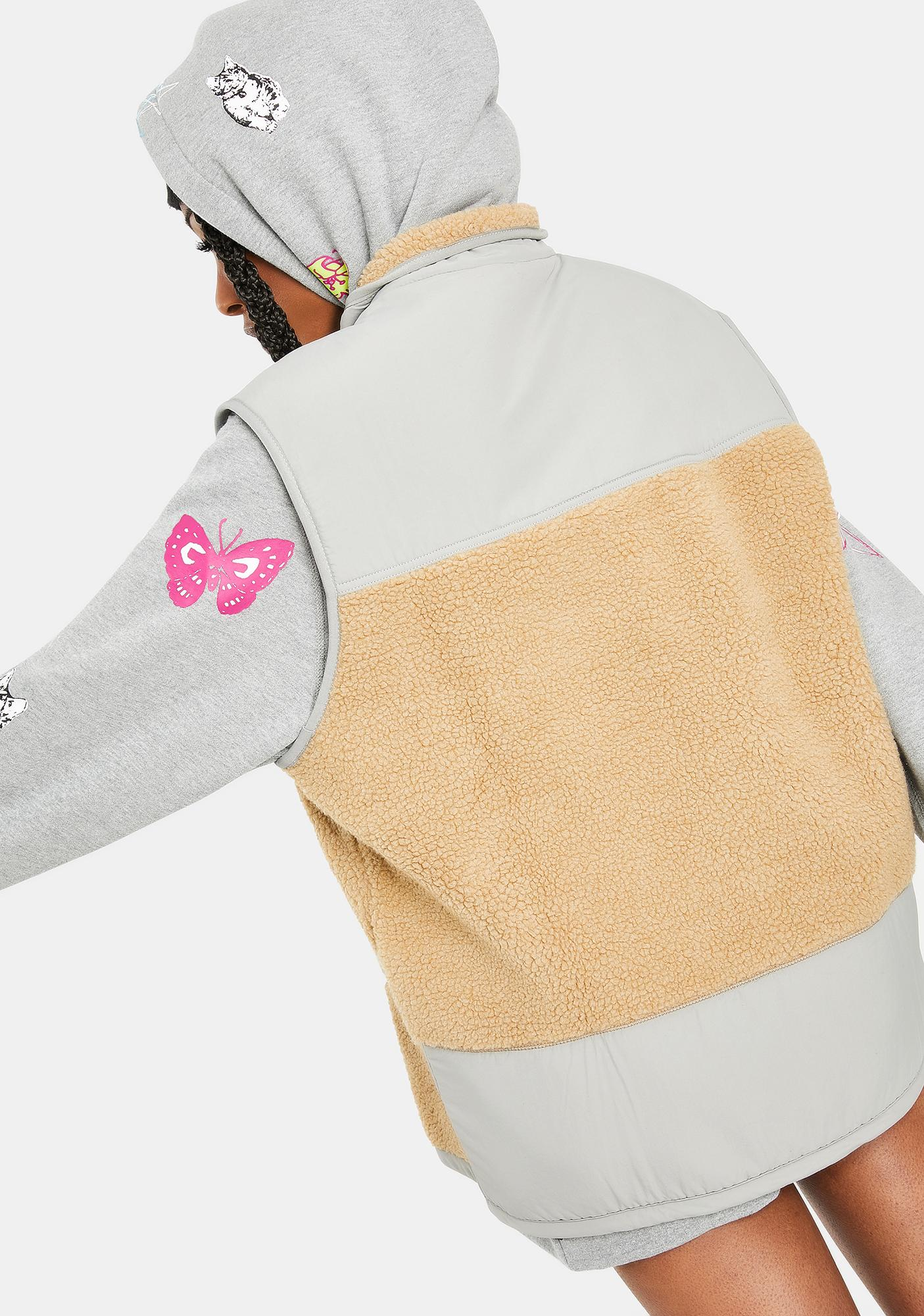 HUF Ansel Tech Vest