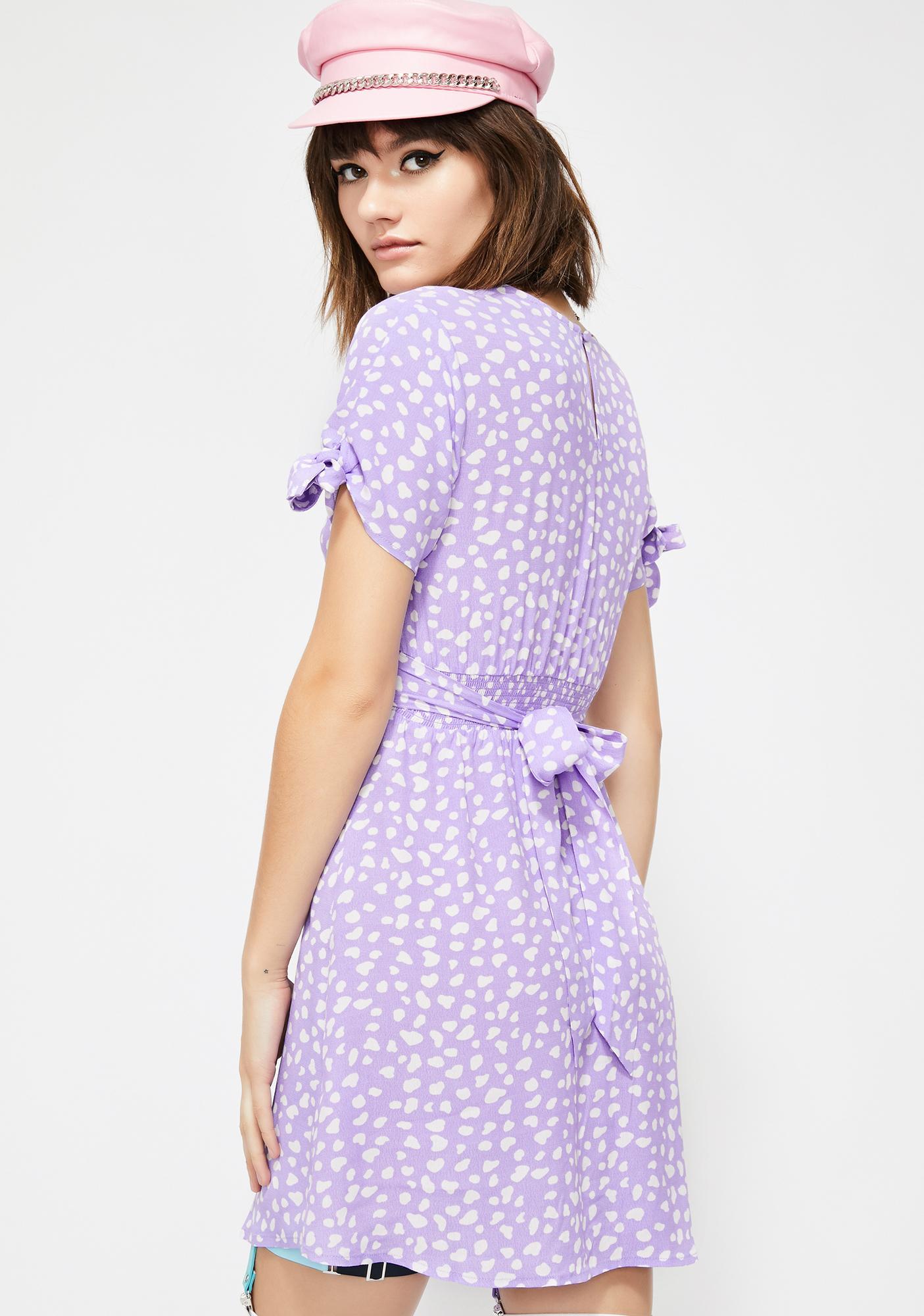 You Wish Mini Dress