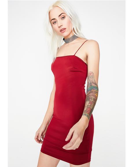 Dearly Beloved Mini Dress