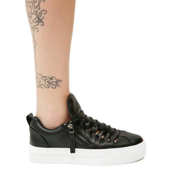 Onyx Ginger Sneaker