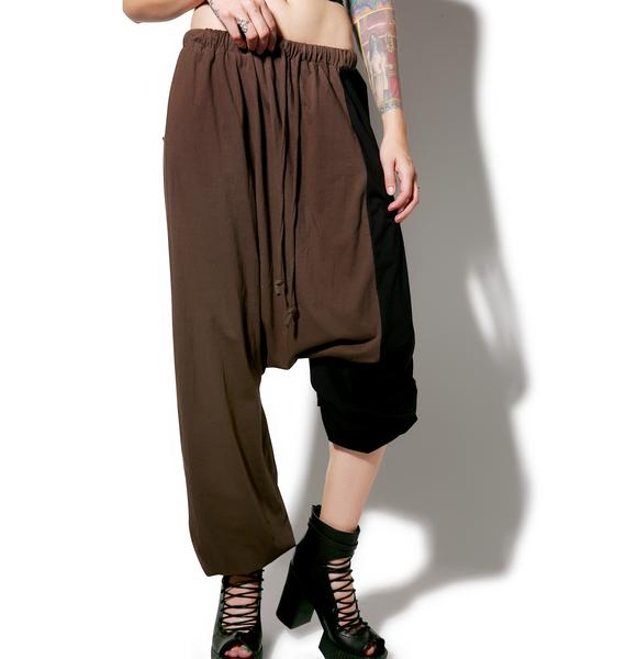 MNML Montana Drop Crotch Pants