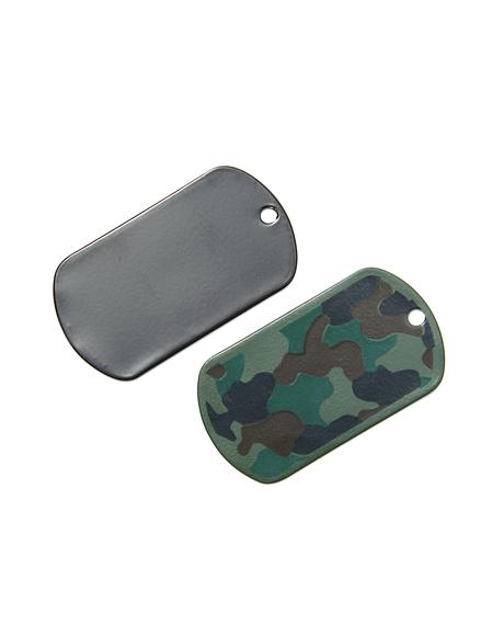 Command Me Dog Tags