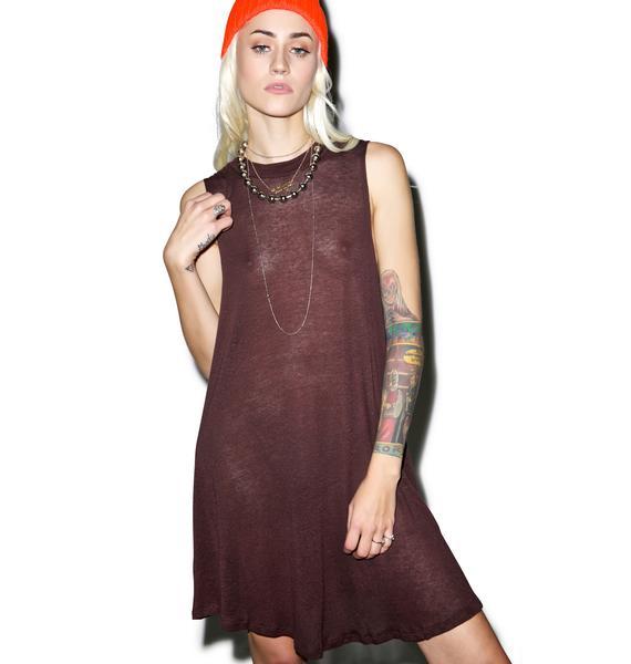 Wino Dress