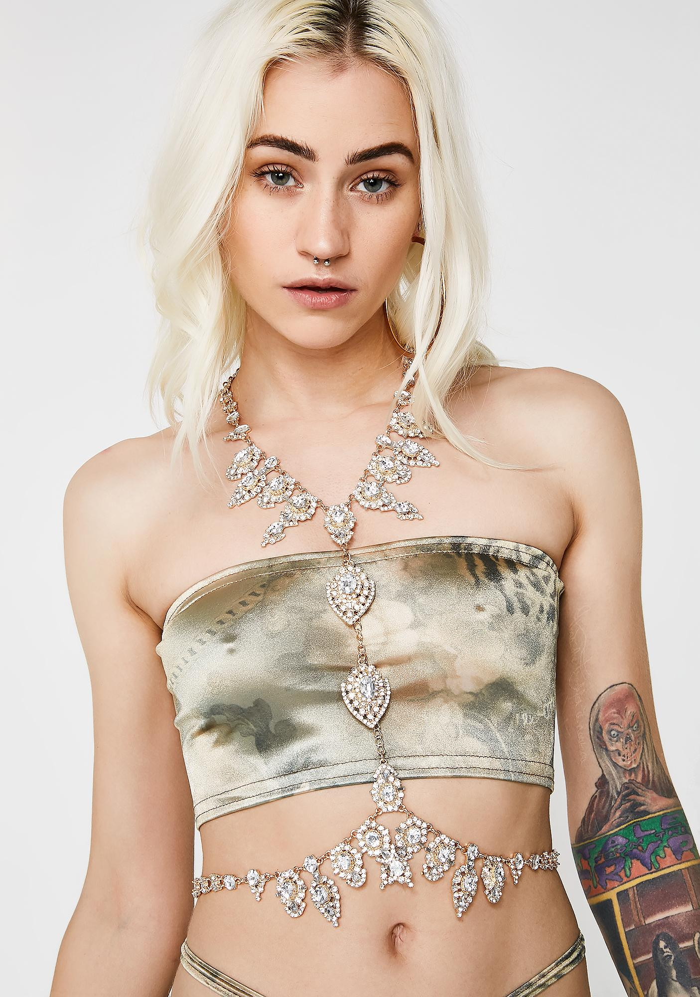 Adorn Yourself Body Chain
