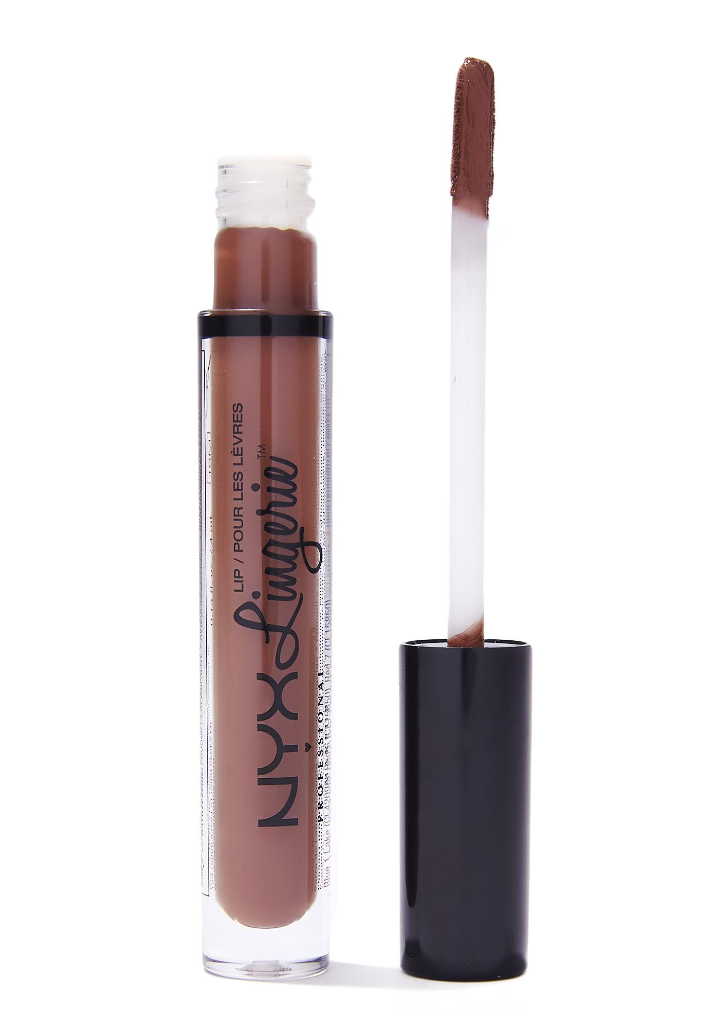 NYX  After Hours Lip Lingerie