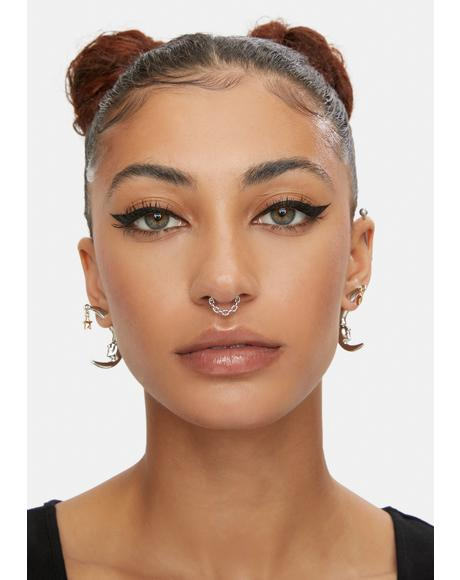 Lets Link Chain Nose Ring