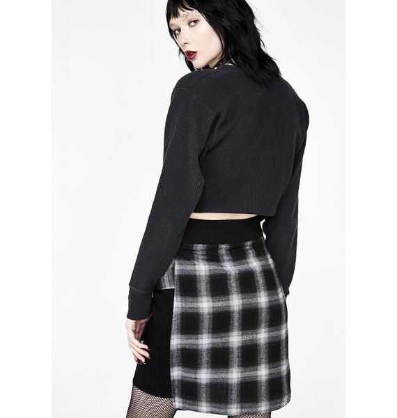 Disturbia Dislocate Skirt