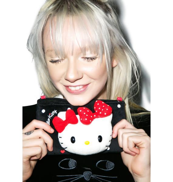 Sanrio Hello Kitty Double Bow Phone Clutch