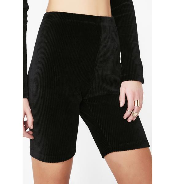 Motel Noir Bike Shorts