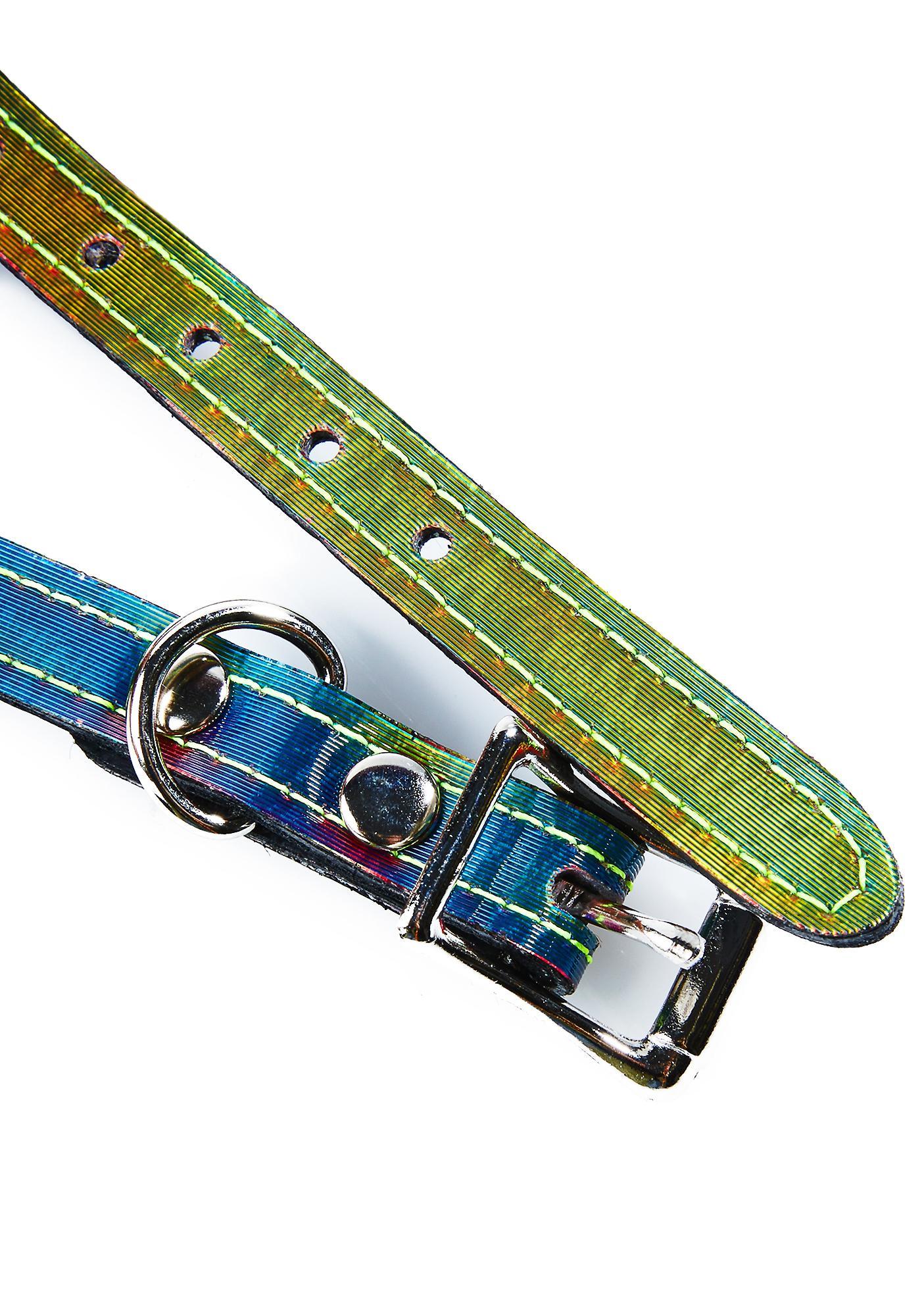 Rainbow Visionz O-Ring Choker