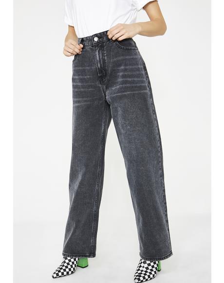 Baggy Boyfriend Jeans