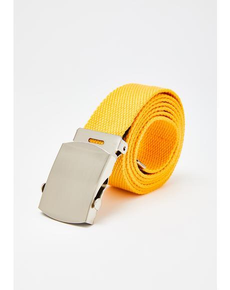 Big Boy Web Belt