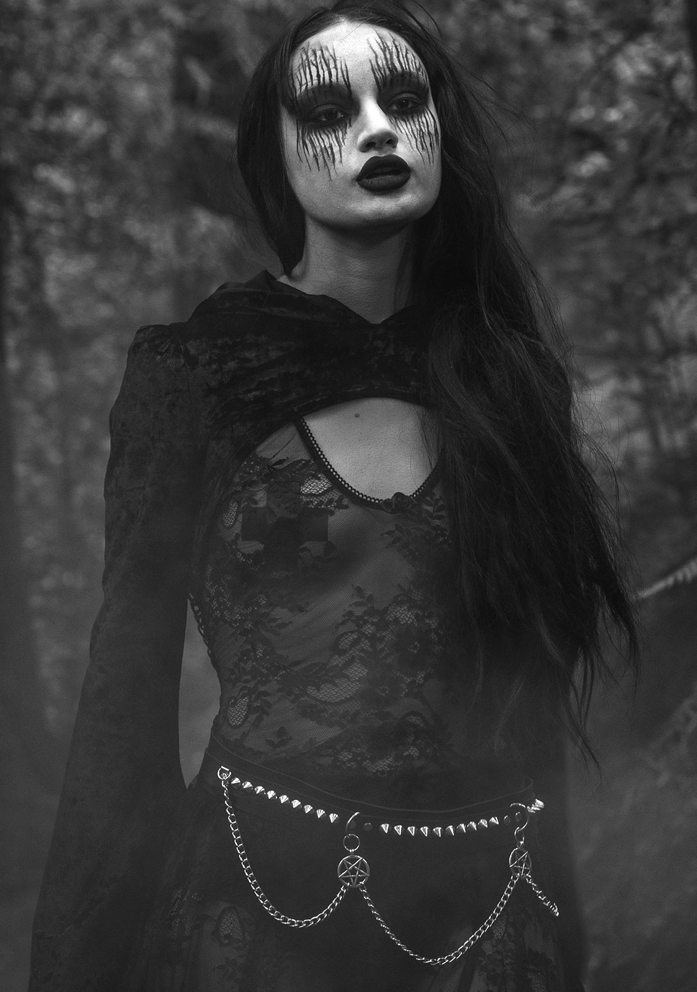 Witch Perfect Pentagram Belt