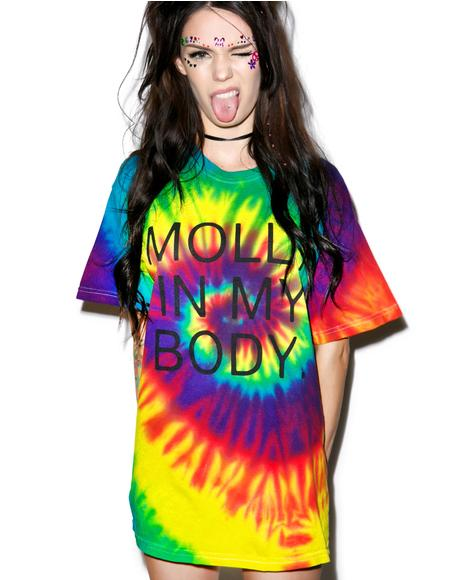 Molly In My Body Tee