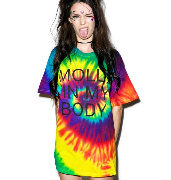 Kill Brand Molly In My Body Tee