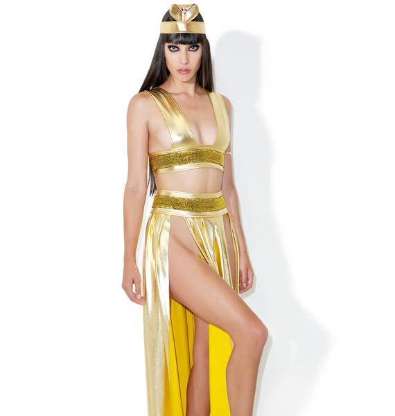 Cobra Queen Costume Set