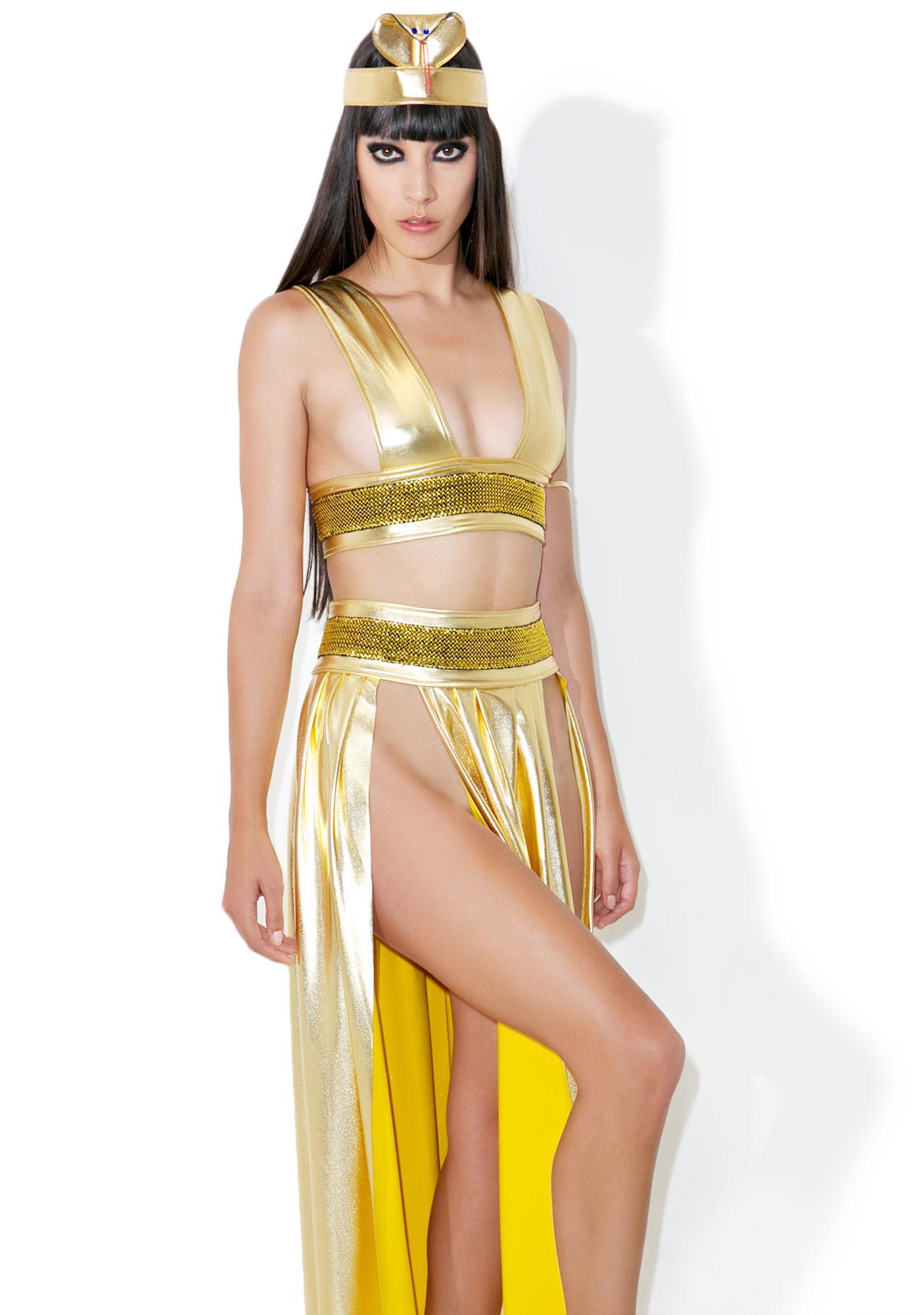 Cobra Queen Costume Set