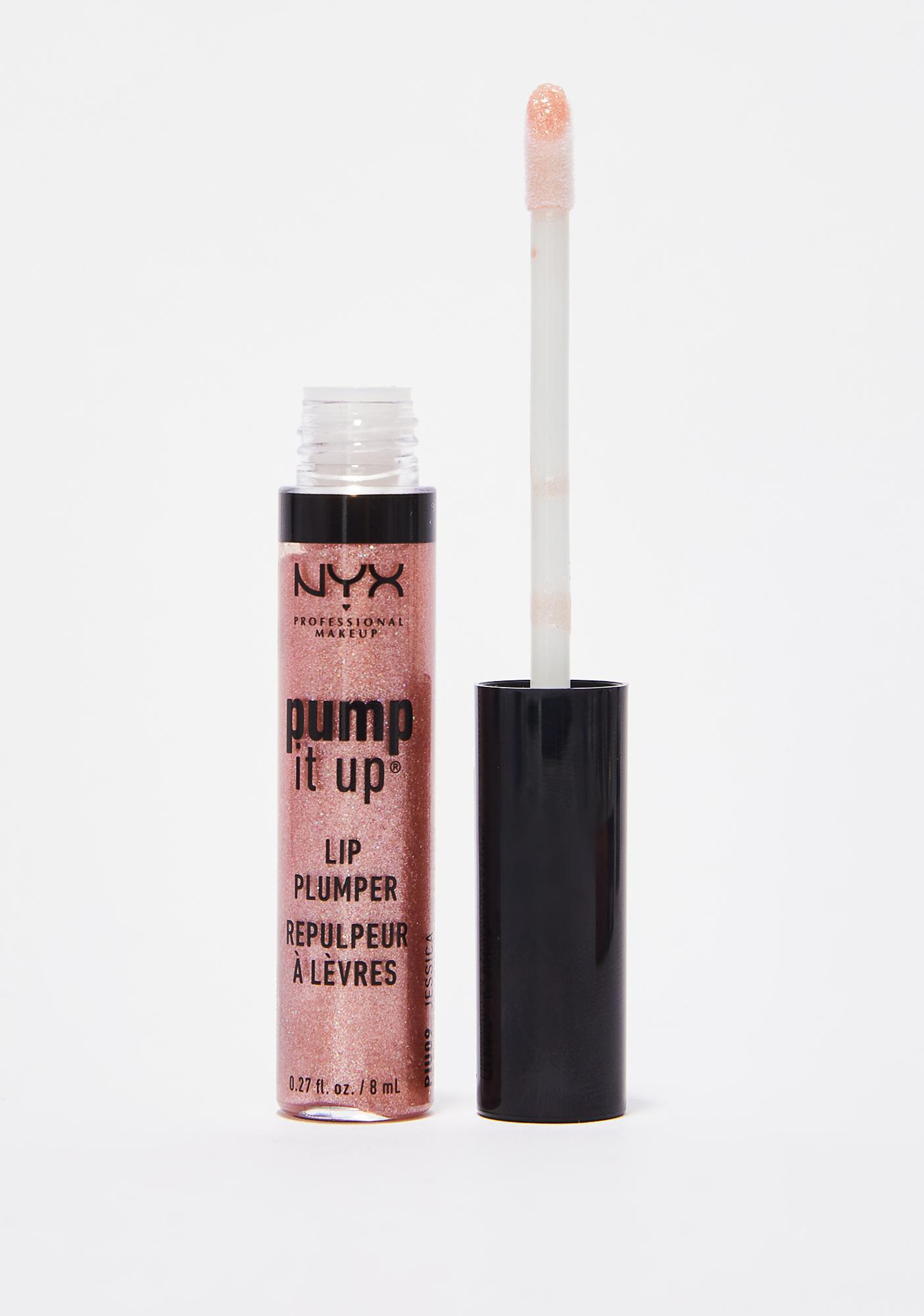 NYX Lisa Pump It Up Lip Plumper