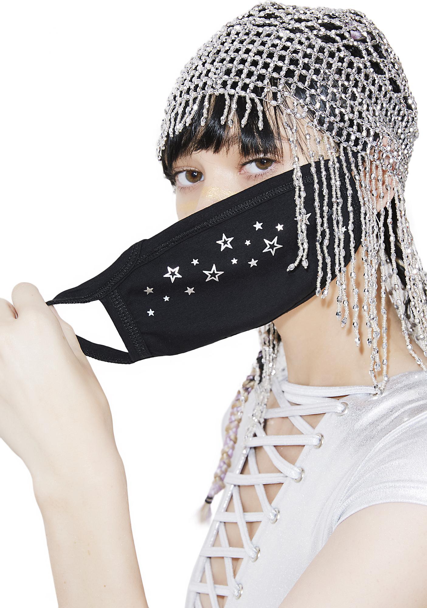 MeYouVersusLife Star Freckle Mask