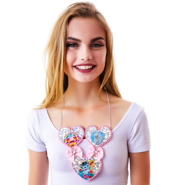 Kitty Gods Necklace