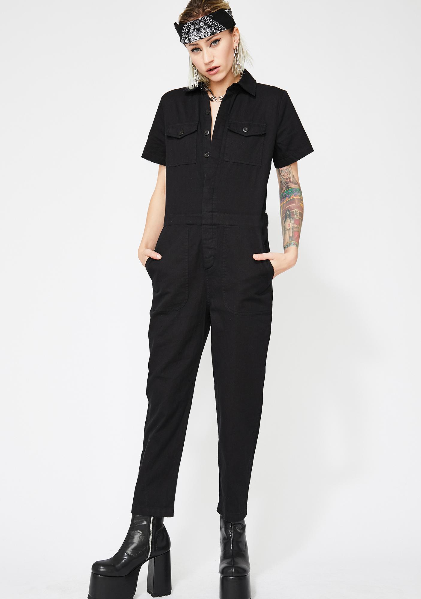 c94c23451cc Short Sleeve Boiler Suit