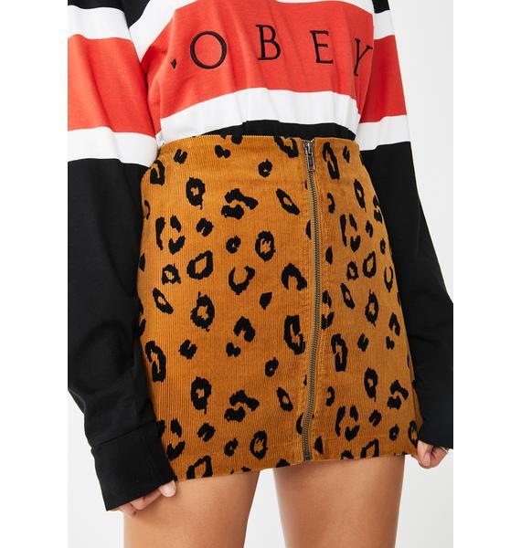 Obey Abbott Skirt