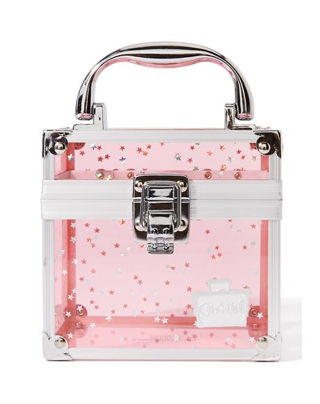 Oh La La Clear Makeup Case
