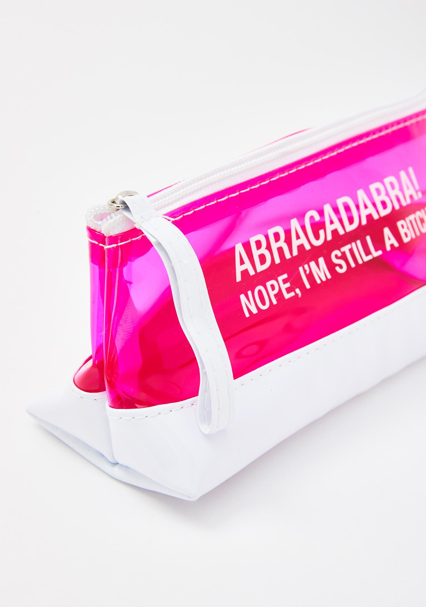 ABOUT FACE Abracadabra Makeup Case