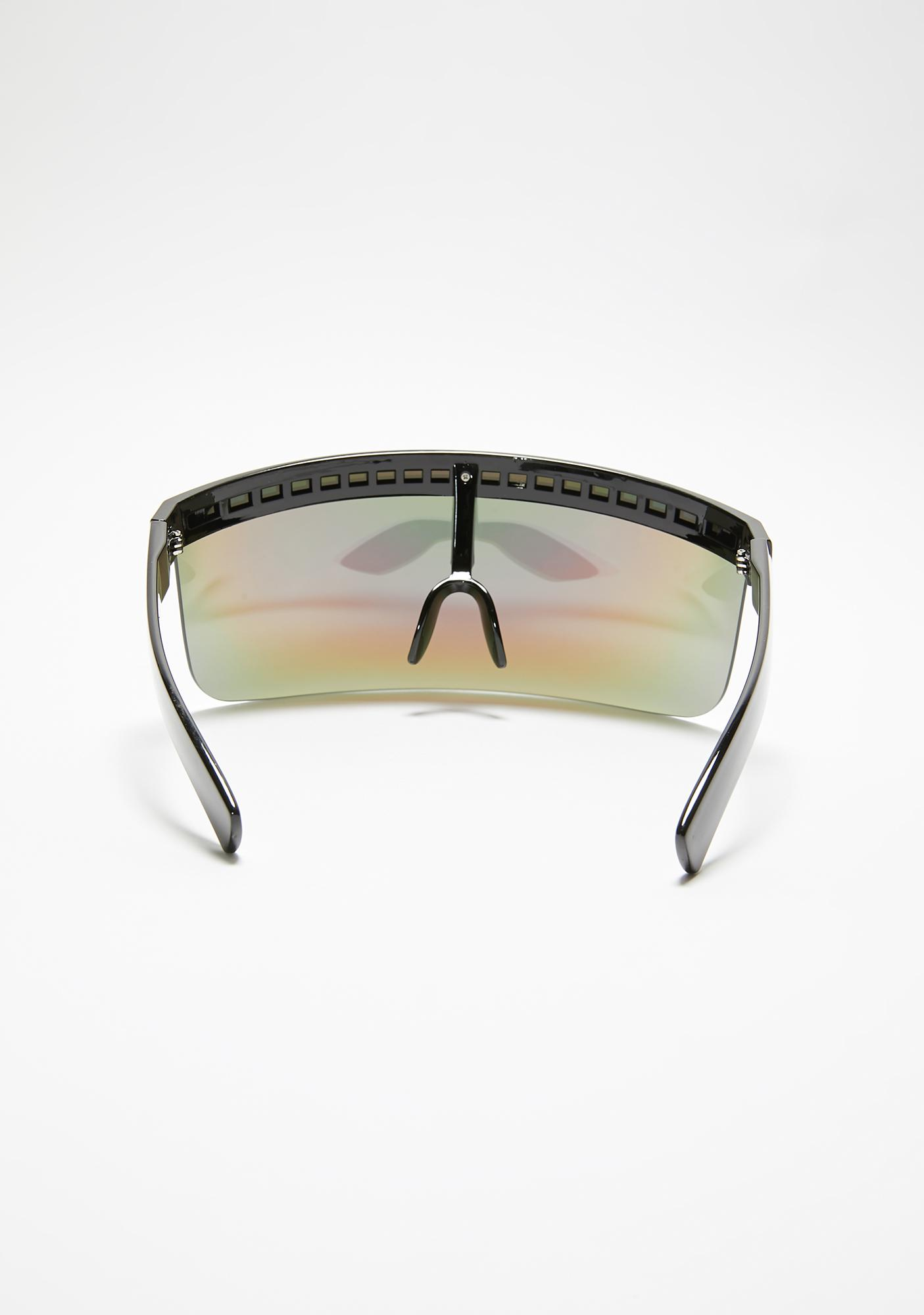Prism All Business Shield Sunglasses