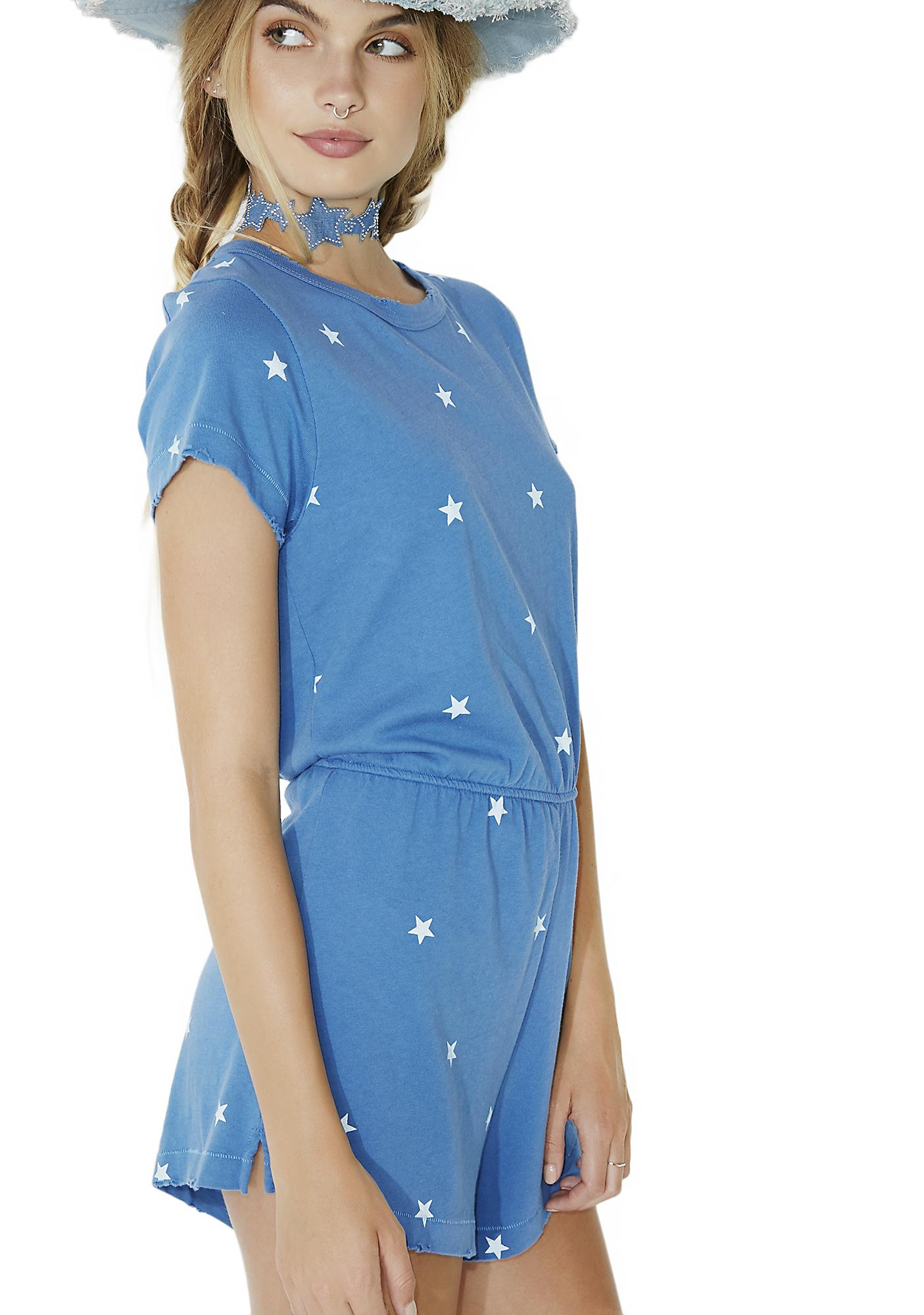 Wildfox Couture Football Star Cruise Romper