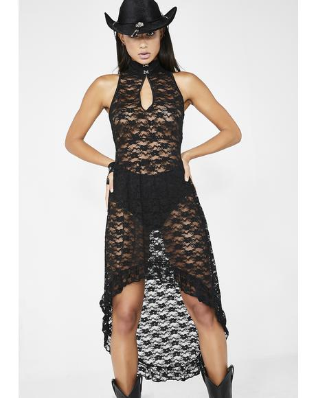 Morrigan Lace Dress