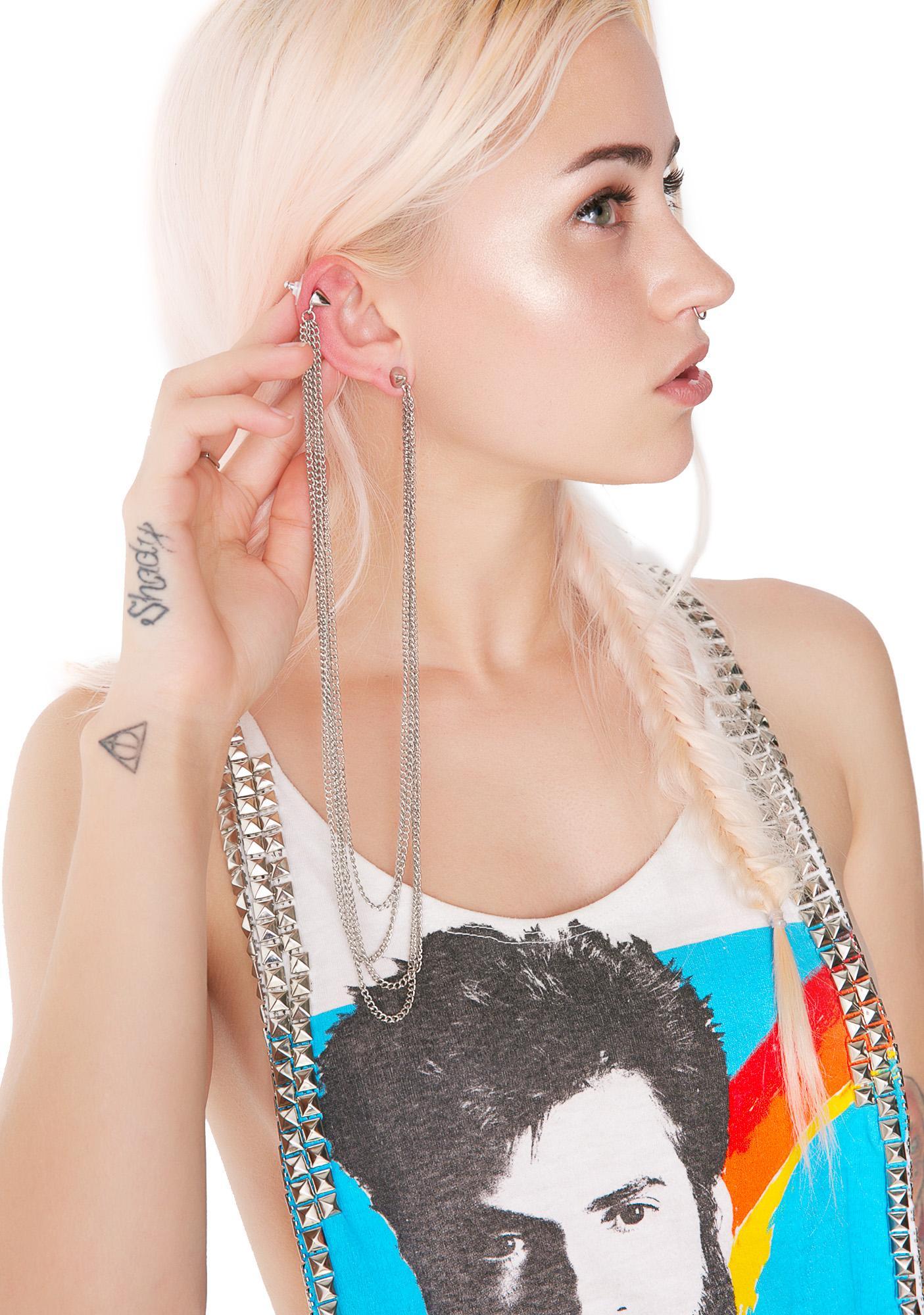 Naoko Earring