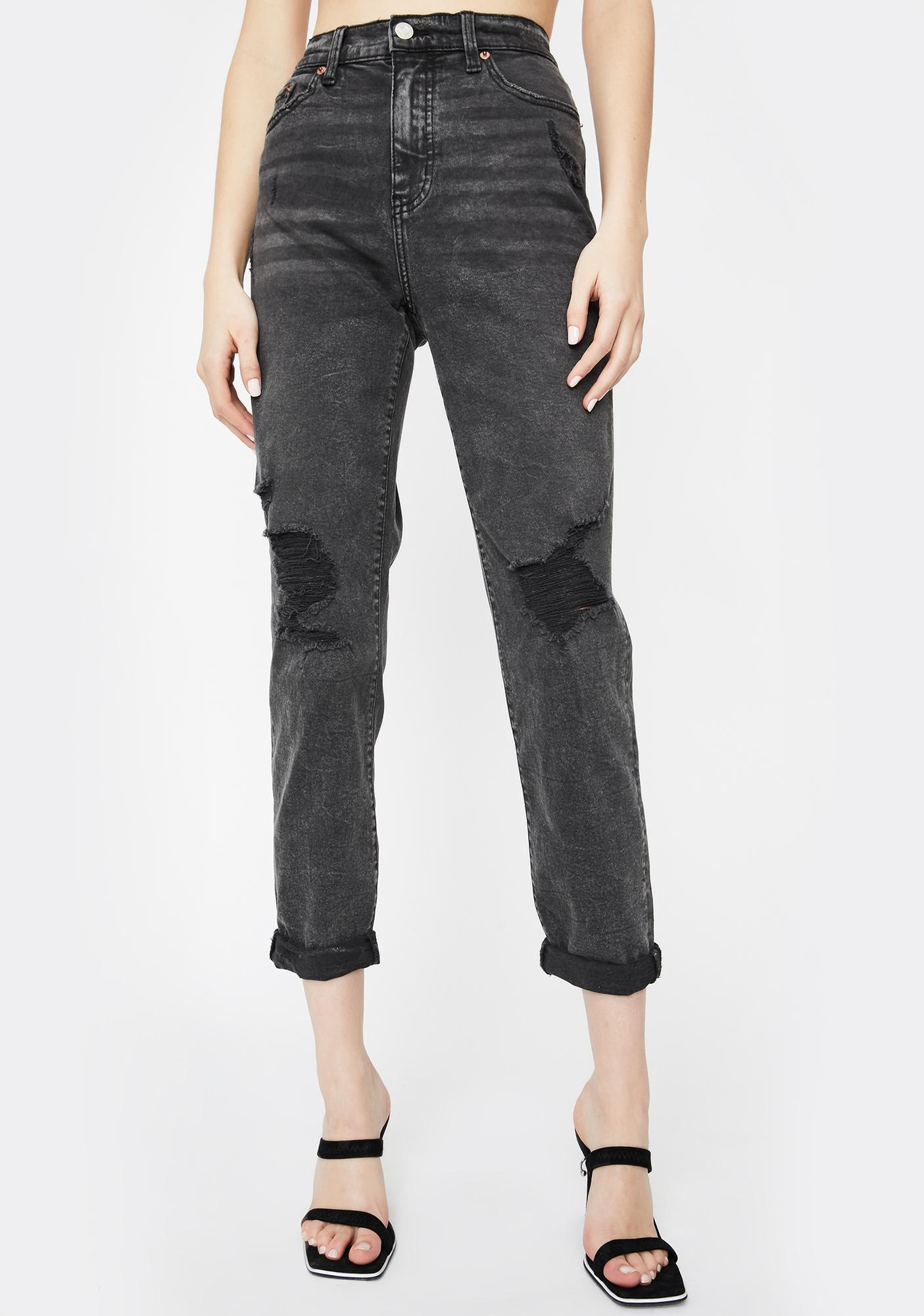 Daze Lover Boy Distressed Jeans