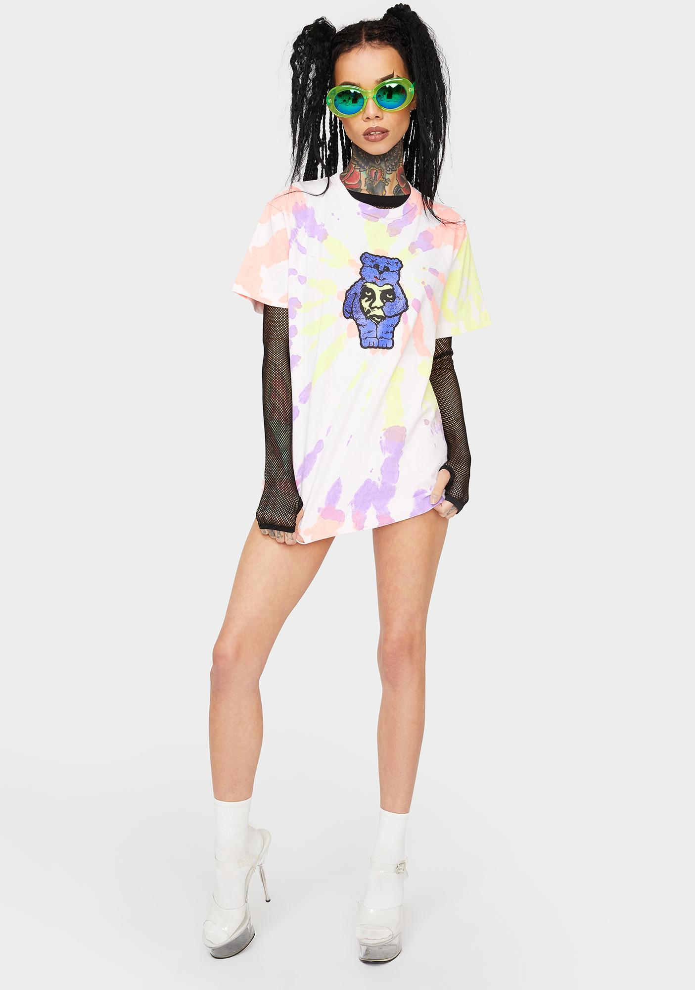 Obey Scare Bears Graphic Tee