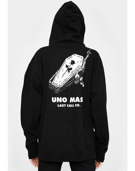 Uno Mas Graphic Hoodie