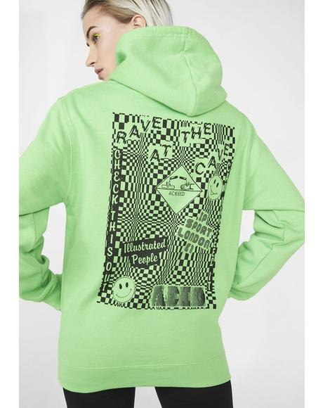 Rave At The Cave Hoodie