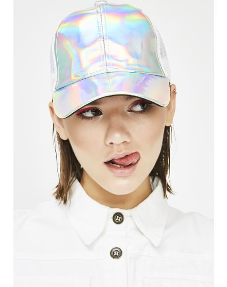 Get Spacey Trucker Hat