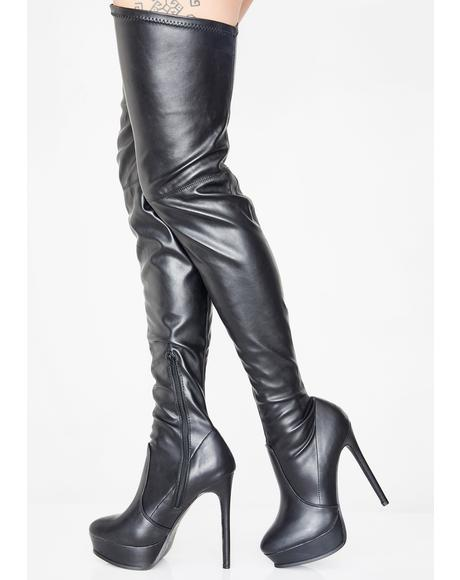 In Lust Thigh High Boots