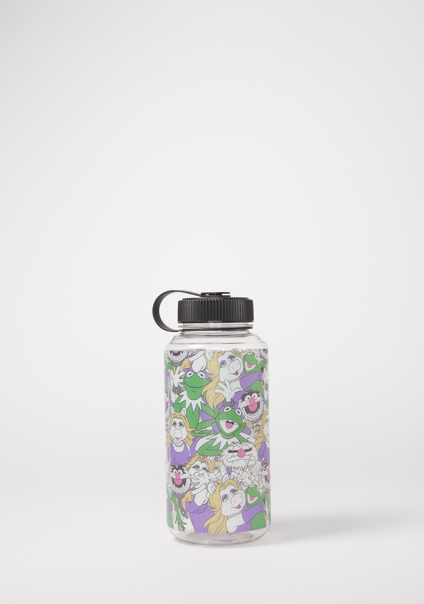 Disney The Muppets Reusable Water Bottle