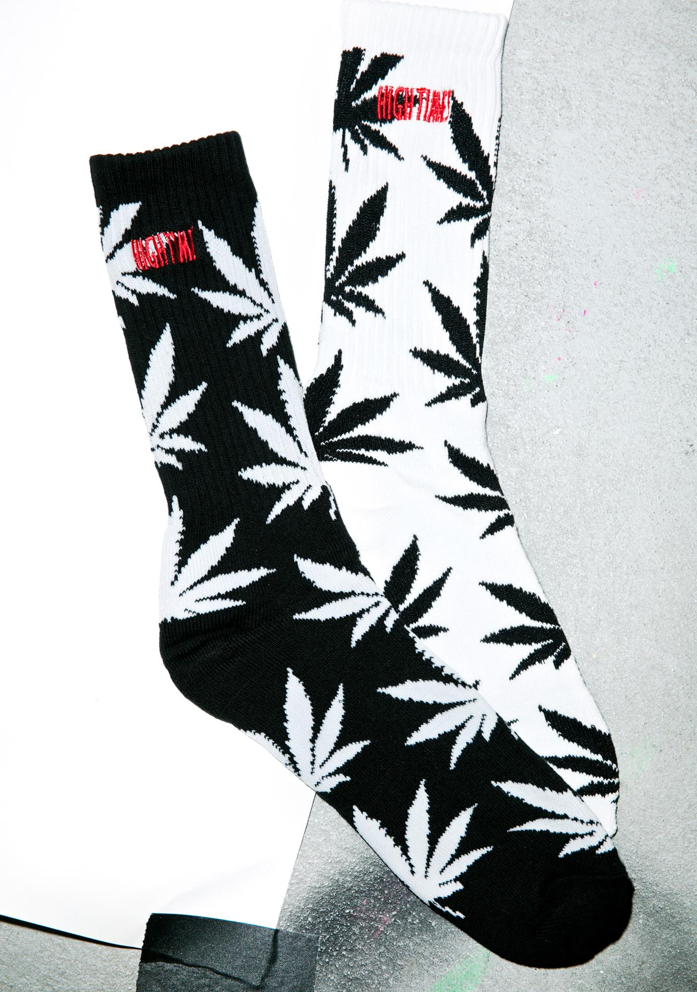 HUF HUF x High Times Crew Sock