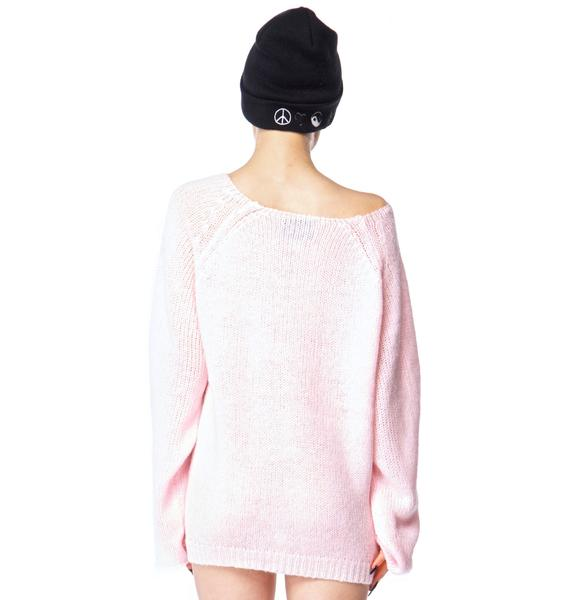 Wildfox Couture Fat Cat Penny Lane Sweater