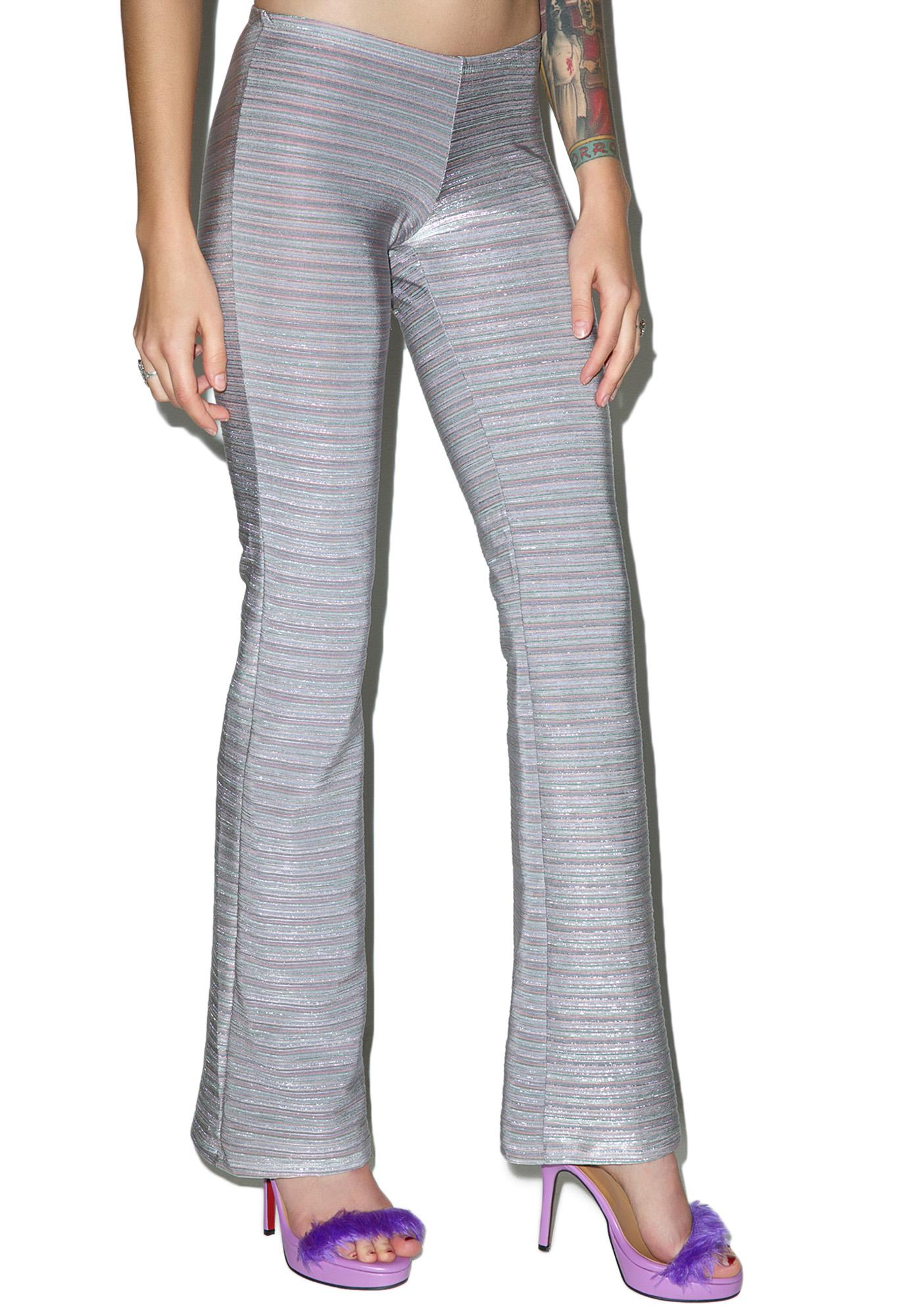 American Deadstock Hard Candy Flared Pants