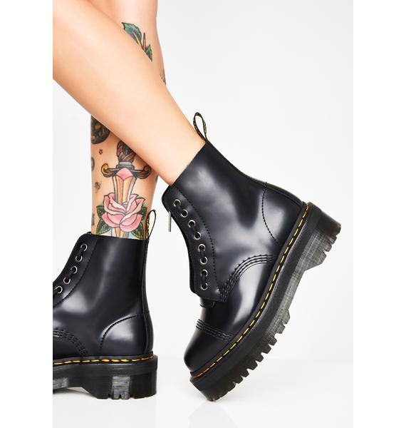 Dr. Martens Sinclair Smooth Boots