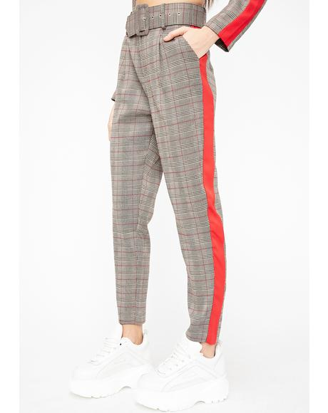 Cooley High Plaid Trousers