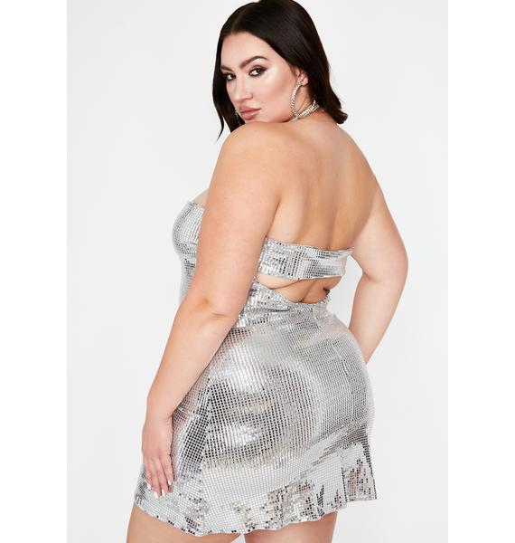 Always Guest List Girl Sequin Dress